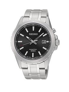 seiko-black-dial-kinetic-stainless-steel-bracelet-mens-watch