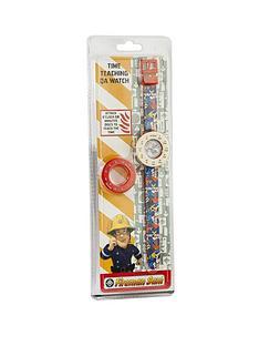 fireman-sam-time-teacher-watch