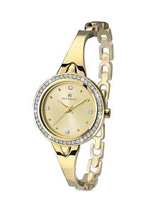 accurist-gold-dial-with-crystrals-semi-bangle-gold-plated-bracelet-ladies-watch
