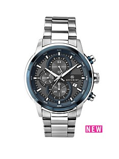 accurist-chronograph-grey-dial-stainless-steel-bracelet-mens-watch