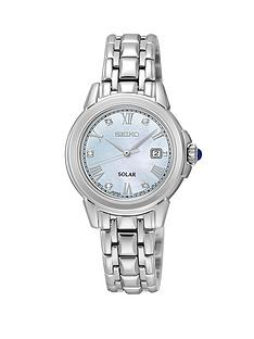seiko-mother-of-pearl-diamond-dial-solar-powered-stainless-steel-bracelet-ladies-watch
