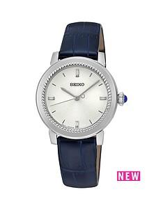 seiko-white-dial-quartz-stainless-steel-bezel-with-navy-leather-strap-ladies-watch