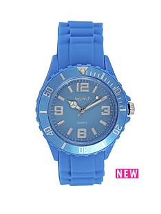 blue-face-and-blue-silicon-strap-unisex-watch
