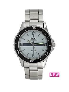 slazenger-silver-tone-bracelet-mens-watch