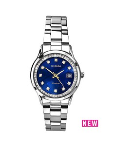 sekonda-blue-face-crystal-set-silver-tone-bracelet-watch