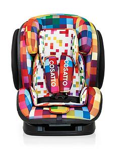 cosatto-hug-group-1-2-3-isofix-car-seat-pixelate