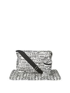 mothercare-satchel-changing-bag-black