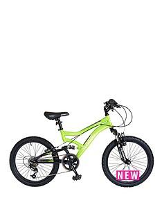 muddyfox-20-inch-cyclone-boys-dual-suspension-mountain-bike