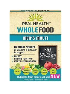 real-health-wholefood-mens-multi-30-capsules