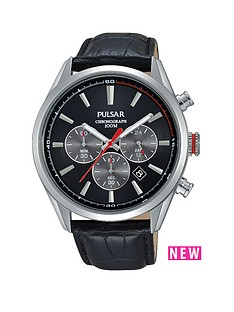 pulsar-chronograph-black-dial-with-grey-accents-black-leather-strap-gents-watch
