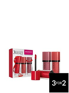 bourjois-rouge-edition-velvet-set