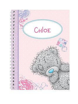 me-to-you-personalised-notebook