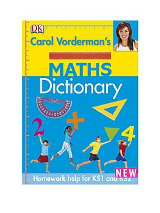 carol-vordermans-maths-dictionary