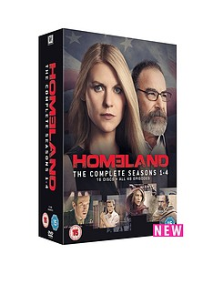 homeland-seasons-1-4-dvd