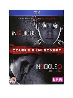 insidious-1-and-2-blu-ray