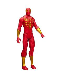 spiderman-marvel-titan-hero-series-iron-spider-figure