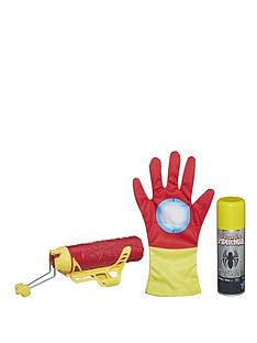 spiderman-marvel-ultimate-web-warriors-iron-spider-colour-shock-slinger