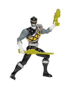 Power Rangers 12.5 cm Action Figure Black