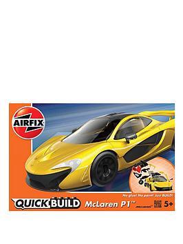 airfix-quickbuild-mclaren-p1