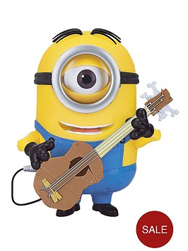 minions-talking-minion-stuart-action-figure-with-guitar