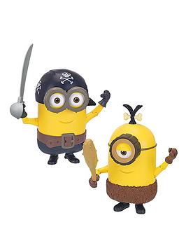 minions-build-a-minion-caveman-pirate