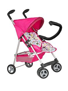 mamas-papas-pilko-dolls-pram-bird