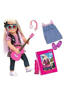 our-generation-layla-doll-with-book