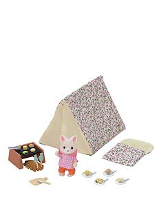 sylvanian-families-seaside-camping-set