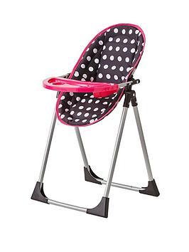 lissi-rosa-4-in-1-dolls-highchair
