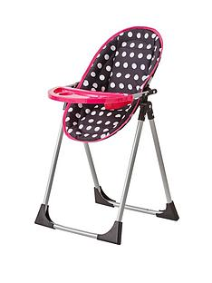 small-wonders-rosa-4-in-1-dolls-highchair