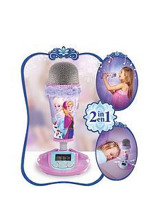 disney-frozen-microphone-alarm-clock