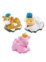 Toot Toot Animals 3 Pack - Pig, Sheep, Cow