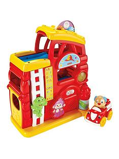 fisher-price-laugh-learn-monkeys-smart-stages-firehouse