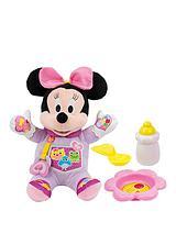 Minnie My First Doll