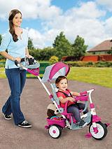 Perfect Fit 4-in-1 Trike - Pink
