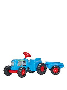 rolly-toys-rolly-kiddy-classic-tractor-with-rolly-kid-trailer