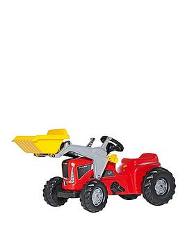 rolly-toys-rolly-kiddy-futura-tractor-with-rolly-kid-frontloader