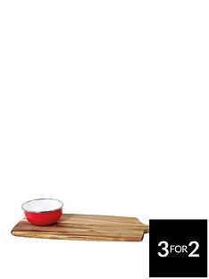 jamie-oliver-serving-board-with-enamel-dish