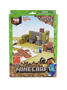 minecraft-papercraft-over-48-piece-shelter