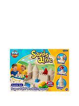 Sands Alive Super Sand Castle Playset