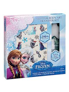 disney-frozen-body-art-transfer-kit