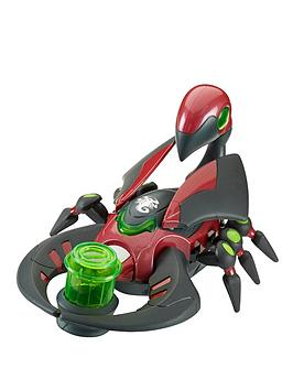 teksta-scorpion-red-solid