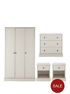 appleby-4-piece-package-3-door-wardrobe-3-drawer-chest-2-bedside-cabinets