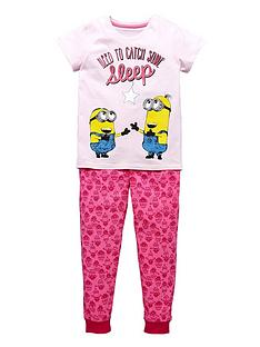 minions-girls-pyjamas