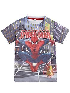 spiderman-t-shirt