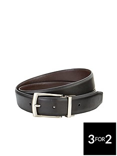 french-connection-reversible-leather-belt
