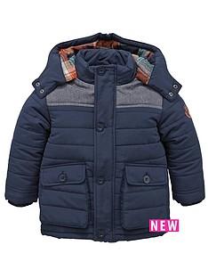 ladybird-boys-navy-quilted-coat