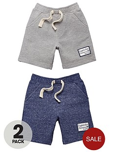 ladybird-boys-sweat-shorts2-pack