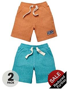ladybird-twisted-yarn-sweat-shorts