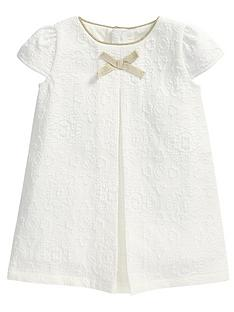 mamas-papas-jacquard-dress
